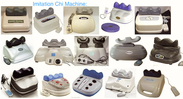 imitation chi machine