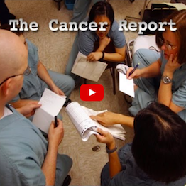 The Cancer                     Report